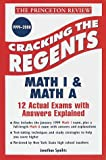 Cracking the Regents, Princeton Review Staff, 0375752714