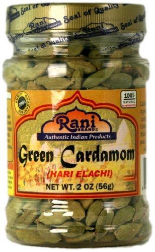 Pods 2oz (56gms) (Cardamon Pods)