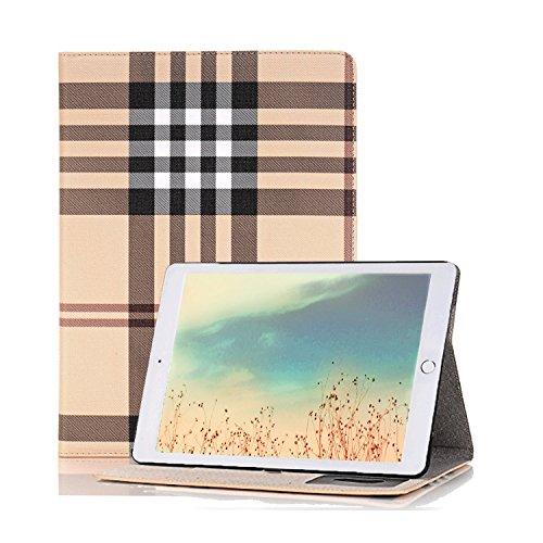 Samsung Galaxy Tab S3 Tasche,elecfan® Samsung Galaxy Tab S3 Hülle Case mit Standfunktion Auto Wake up Sleep PU Leder hüllen Smart Cover für Samsung Galaxy Tab S3 2017 (Tab S3 9.7, A03) A02