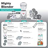 Nuby Garden Fresh Mighty Blender with Cook Book, 22