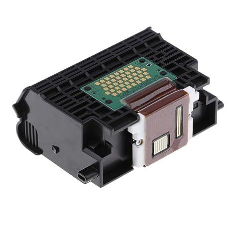 Tubayia - Cabezal de impresión para Impresora Canon IP4200 MP530 ...