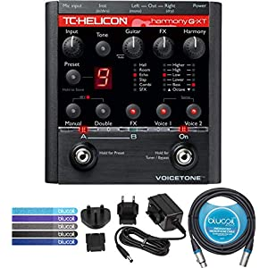 TC Helicon VoiceTone Harmony-G XT Vocal Effec...