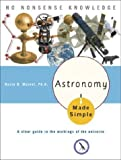 img - for Astronomy Made Simple book / textbook / text book