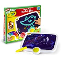 Crayola My First Crayola Mess-Free Touch Lights Art Activity Station