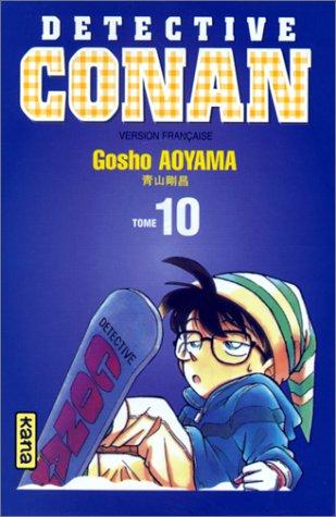 Detective Conan n° 10 Détective Conan