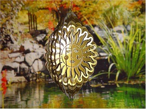 Next Innovations EMSUNGD PB Gold Sun Face Eycatcher, Medium ()