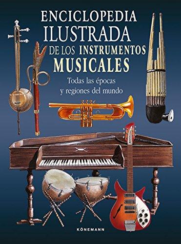 Enciclopedia Ilustrada dos Instrumentos Musicales