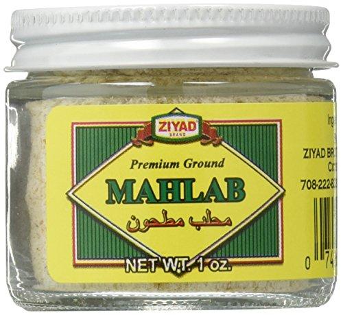 Ziyad Premium Ground Mahlab, 1 Ounce