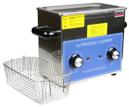 Kendal Commercial Grade 220 Watts 3 Liters Ultrasonic Cleaner HB-23MHT by Kendal (Image #2)