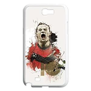 WJHSSB Wayne Rooney Phone Case For Samsung Galaxy Note 2 N7100 [Pattern-5]