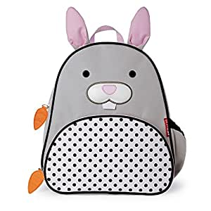 Skip Hop Zoo Pack Little Kids Backpack, Bunny