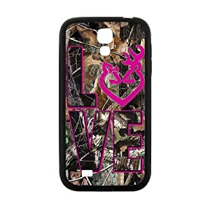 HWGL Autumn branch pink love Cell Phone Case for Samsung Galaxy S4