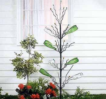 metal-wine-bottle-fruit-tree-w-branches-indoor-outdoor