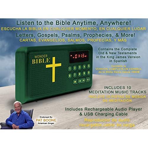 Wonder Bible Rvr60 The Audio Bible Tiendamia Com