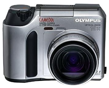 olympus camedia c700 2mp digital camera w 10x optical zoom