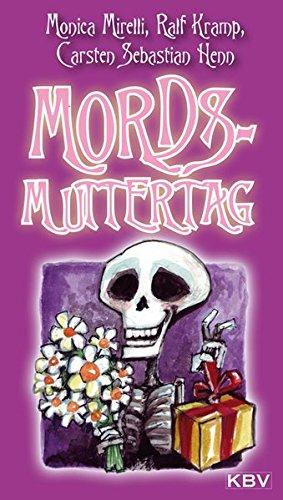 Mords-Muttertag: Taschenbuch und Mini-Lavendel-Garten im Organzabeutel