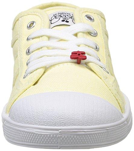Le Des Amarillo LTC Temps Cerises 02 Zapatillas Limoncelo Basic Mujer 66AaZwnHxr