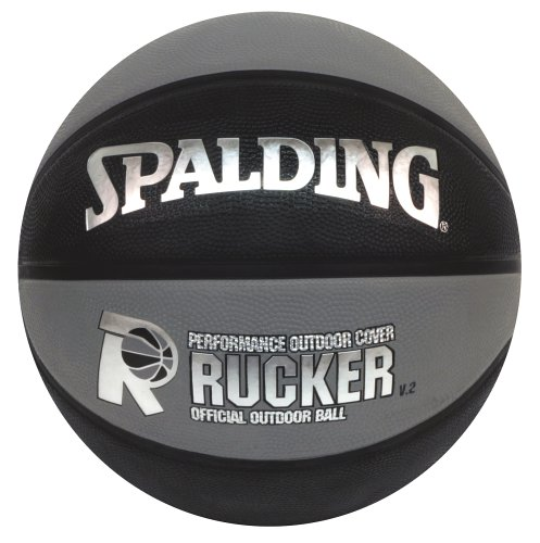 UPC 029321816381, Spalding 63-593 Spalding Rucker Outdoor Basketball