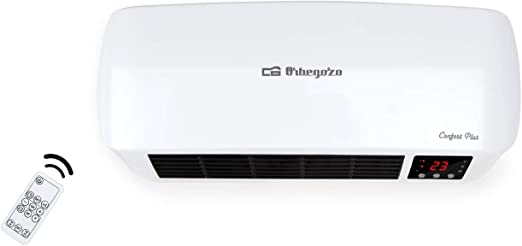 Orbegozo SP 6000 – Calefactor de baño Split programable con ...