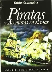 Pack Piratas y Aventuras en el Mar: Edición Coleccionista [DVD]