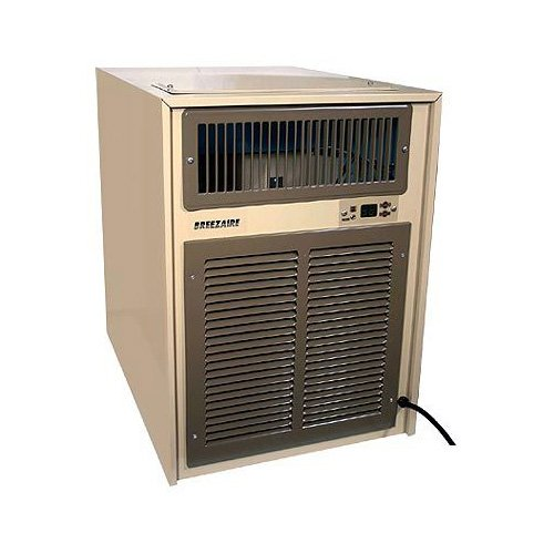 Breezaire WKL 6000 Wine Cooling Unit – 1500 Cu. Ft. Wine Cellar