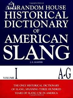 Amazon com: The Dictionary of American Slang (9780062701077