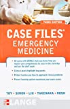 Case Files Emergency Medicine, Third Edition (Lange Case Files) by Eugene C. Toy (1-Oct-2012) Paperback