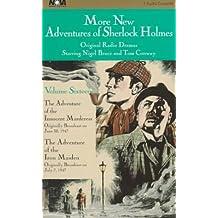 More. . . Sherlock Holmes: Vol. 16