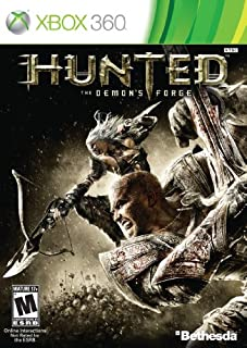 Hunted: The Demon's Forge (B003FBL85W)   Amazon price tracker / tracking, Amazon price history charts, Amazon price watches, Amazon price drop alerts