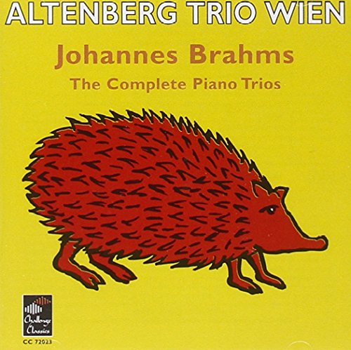 Johannes Brahms: The Complete Piano Trios ()