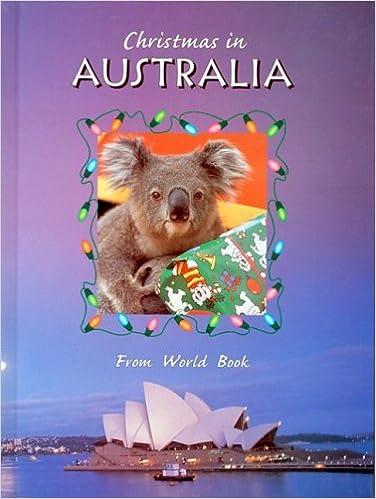 Christmas In Australia Book.Christmas In Australia Christmas Around The World World
