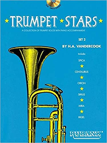 Amazon com: Trumpet Stars - Set 2: Book/CD Pack