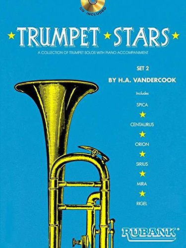 - Trumpet Stars - Set 2: Book/CD Pack
