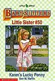 Karen's Lucky Penny, Ann M. Martin, 0590470485