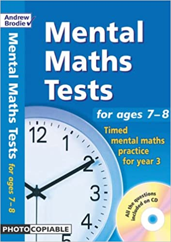 Mental Maths Tests for Ages 7-8: Timed Mental Maths Practice for ...