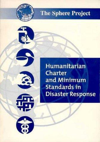 Humanitarian Charter and Minimum Stardards in Disaster Response (Portuguese Language Edition)