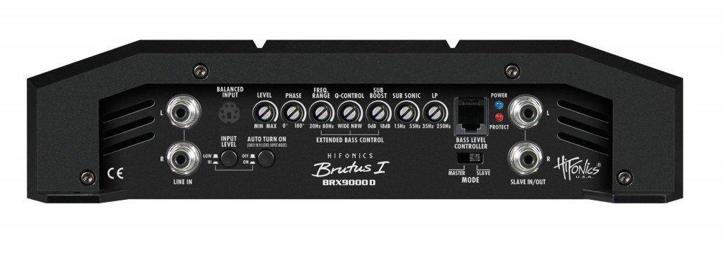 Hifonics BRUTUS BRX12000D - 1-Kanal Monoblock Endstufe: Amazon.es: Electrónica