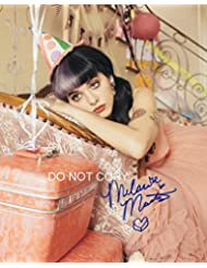 "Melanie Martinez Reprint SIGNED 11x14"" Poster Photo #3 RP Dollhouse The Voice Cry Baby"