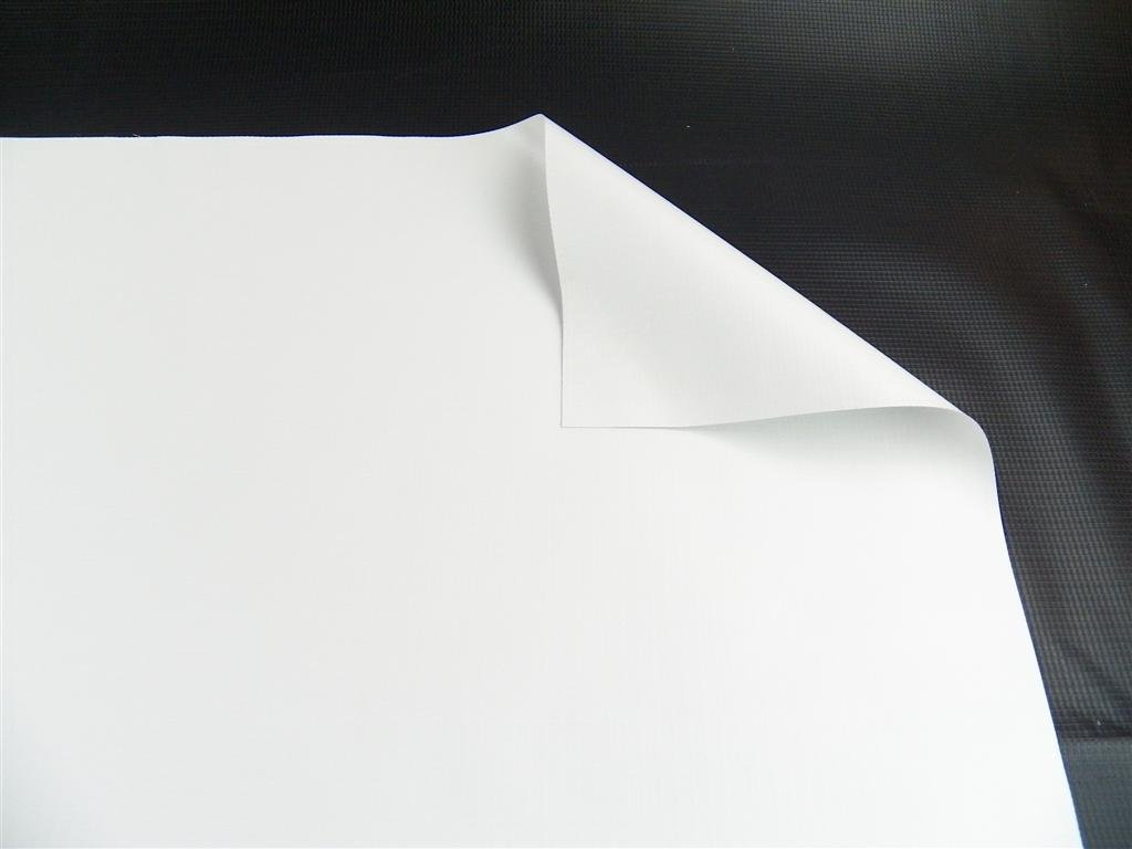 Billboard Tarps Vinyl Pond Liner 20 oz. 22 mil Heavy Duty White Tarp (10' x 25') by Billboard Tarps