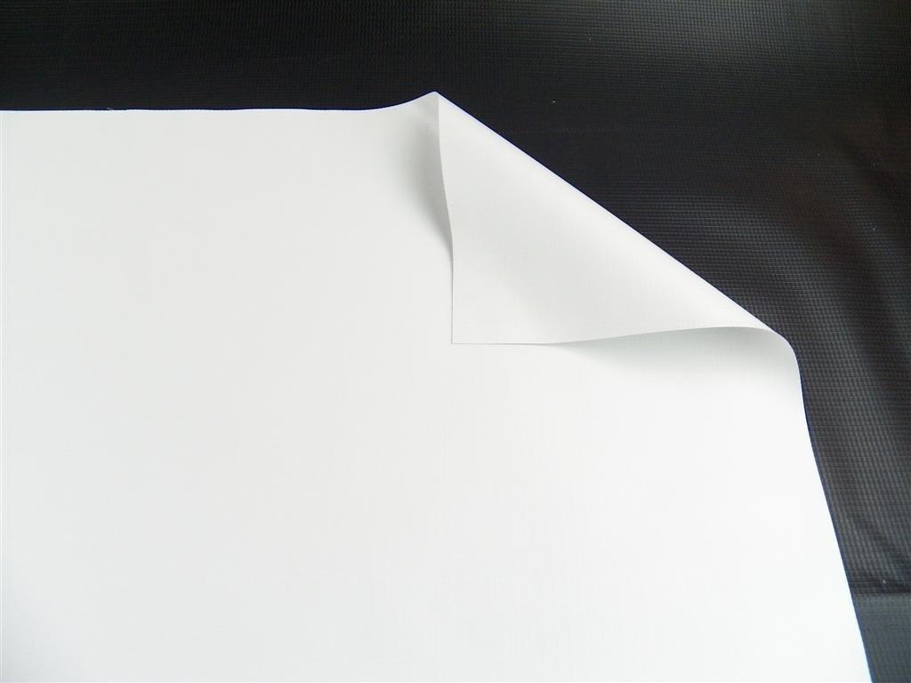 Vinyl Pond Liner 20 oz. 22 mil Heavy Duty White Tarp (10' x 15')