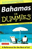 Front cover for the book Bahamas for Dummies by Rachel Christmas Derrick