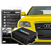 DICE i-Audi-R-5v iPod Integration Kit for Audi, Bentley and Lamborghini
