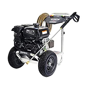Simpson Cleaning ALK4033 4000 psi at 3.3 GPM Gas Pressure Washer Powered by Kohler (60821)