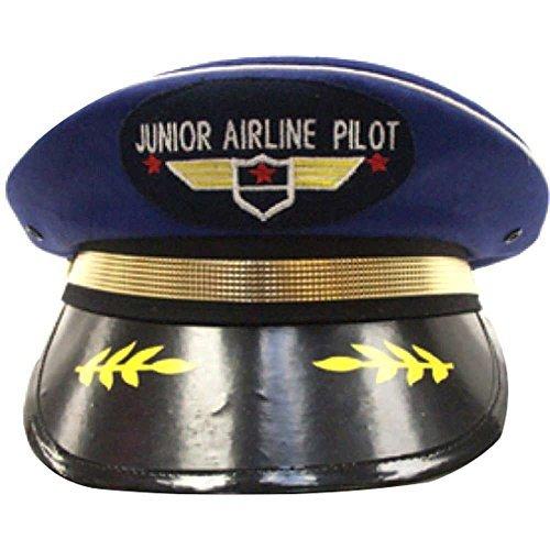 Junior Airline Pilot Child Cap ()