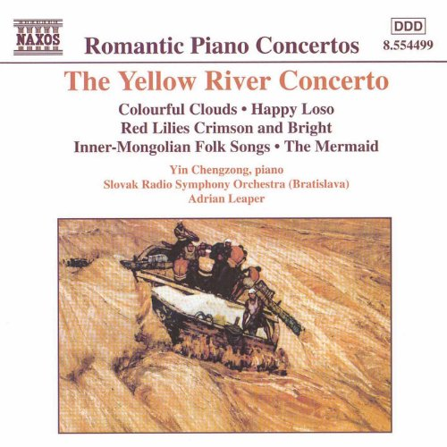 Chu / Liu / Sheng / Xu / Yin / Shi: The Yellow River Piano Concerto - Chinese Works for Piano Solo