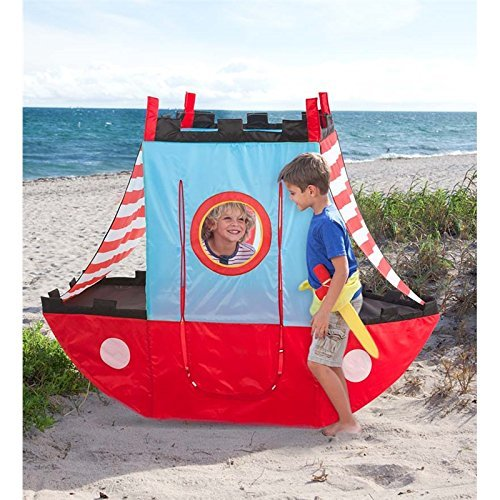 Pirate Ship Tent
