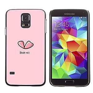 Dragon Case - FOR Samsung Galaxy S5 - better me - Caja protectora de pl??stico duro de la cubierta Dise?¡Ào Slim Fit