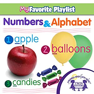 Numbers and Alphabet Audiobook