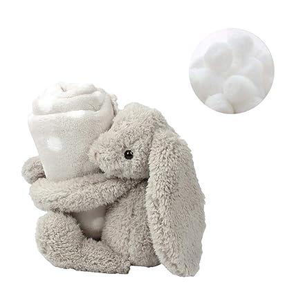 Inciple Muñeca de Conejo de Peluche Juguete para Comodidad de Bebés ...