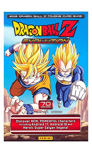 Dragon Ball Z / DBZ Evolution Starter Deck (Random (Dragon Ball Z Trading Card)